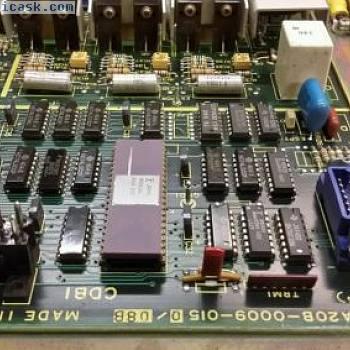 Fanuc A20B-0009-015 008B IO板