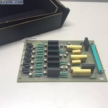 西屋6050D15G01逻辑棒控制系统故障检测器PCB卡