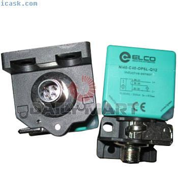 新型Elco NI40-C40-OP6L-Q12电感式接近开关传感器