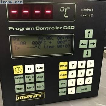 纳博热C40程序控制器温度控制器