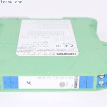 全新Phoenix Contact 2864587温度am.hg0088.com代理3|官方网站模块MCR-FL-TS-LP-I-EX Transdu