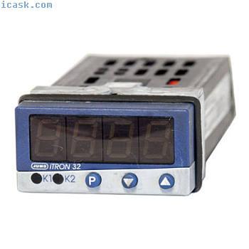 JUMO ITRON 32 70204088-888-000-23210.000温度控制器