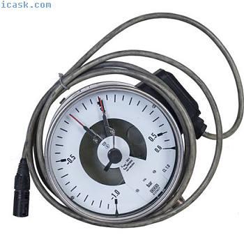 WIKA 232.30.160 CONT 821温度计压力计