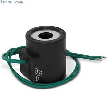 海德福斯6352024电磁阀线圈,引线,24v直流,尺寸10