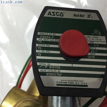 8300G76F电磁阀