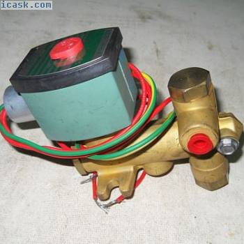 (E8)1新ASCO 8300G3F电磁阀W线圈272610-158-D