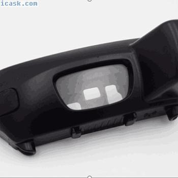 """带MC6567 +橡胶蚂蚁扫描玻璃的50 PCS符号顶盖""""LOT""""。"""