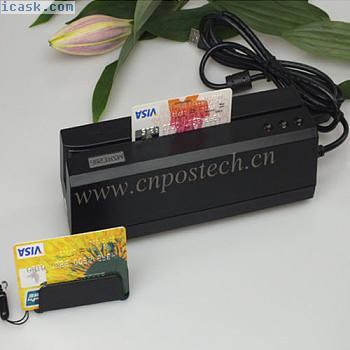 磁卡阅读器作家MSRE206 wPortable收藏家Magstripe MINI400