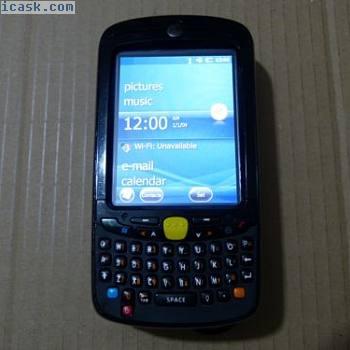 摩托罗拉Symbol MC55A0-P30SWQQA9WR一维条码扫描器PDA WEH 6.5(7)