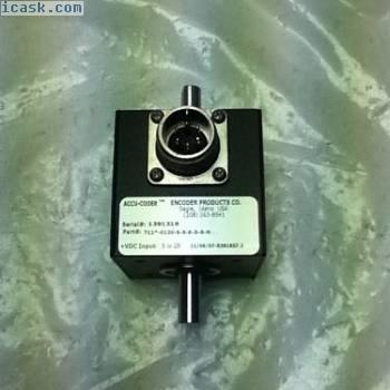 ACCU-CODER 711 * -0120-S-S-6-D-S-N编码器