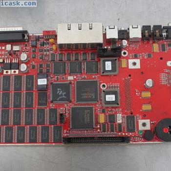 VeriFone 18342-01红宝石120主要CPU主板