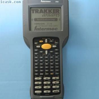 Intermec Trakker 2435 RF(802.11b)CN:2435A00423204704 TE2000(VTANSI)