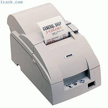 新爱普生TMU220A 1ST冲击打印机系列ECW INCL PS销售点