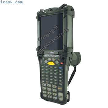 Symbol Motorola Zebra MC9190-GA0SWEQA6WR运行WM6.5的无线条码扫描器
