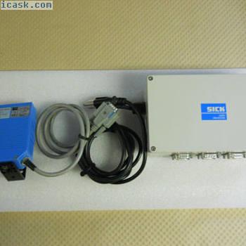 SICK光学CLV212A1010扫描仪W电源PS51-1100新的条件没有框