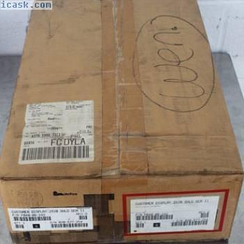 新VeriFone红宝石顾客广告牌显示器P040-08-242