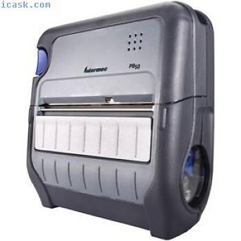 霍尼韦尔静物打印机PB50B11804100 PB50便携式打印机IPL WLAN FCC