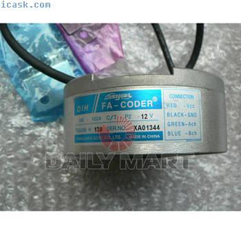 新的玉川Smartsyn决议TS5208N130旋转编码器米轮