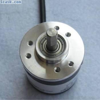 新1pc 360P增量旋转编码器360pr 6mm轴5-24vdc