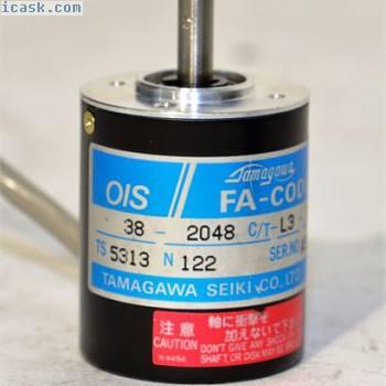 TAMAGAWA FA-CODER TS5313N122 2048线编码器