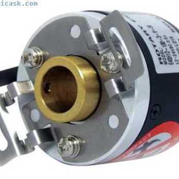 AUTONICS E40H12-60-3-N-24-C空心,NPN开口,直径12mm,60 PPR编码器