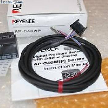 基恩士AP-C40WP数字压力传感器,带小型独立放大器
