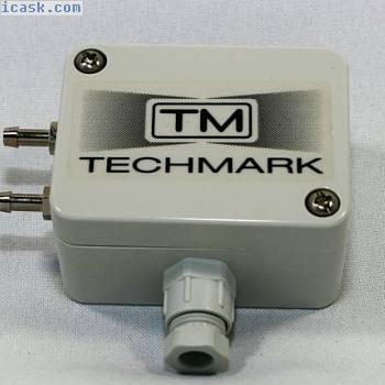 变送器Techmark Tecmark TM 168-15浴缸0-1.5 kPa 4-20mA 24VDC德文