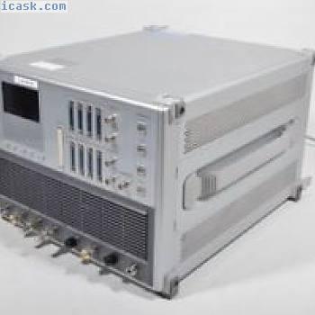 ANRITSU MD8430A,信号测试仪+选件