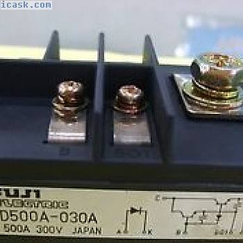 1PCS富士IGBT模块1D500A-030A新