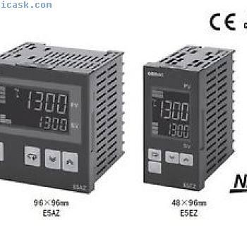 欧姆龙温度控制器E5AZ-R3MT AC100-240V新