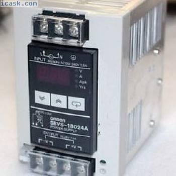 欧姆龙开关电源S8VS-18024A