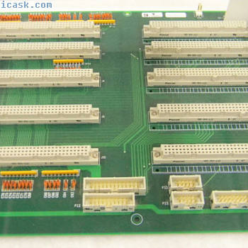 Instrumentation Motherboard ACL 8000 P/N#182355-70, Removed from an ACL Elite