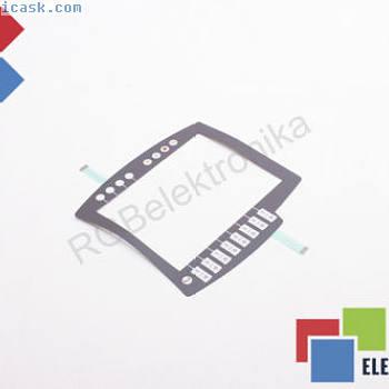 NEW SMARTPAD MEMBRANE KEYPAD FRONT PANEL KUKA ID5055
