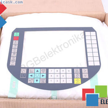NEW KEYBOARD FOR PANEL 6FC5403-0AA20-0AA0 REPLACEMENT SIEMENS ID37287