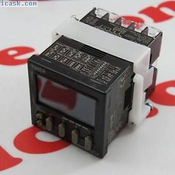 Omron Digital Timer H5CX-AD-N H5CXADN 12-24VDC/24VAC 100%NIB