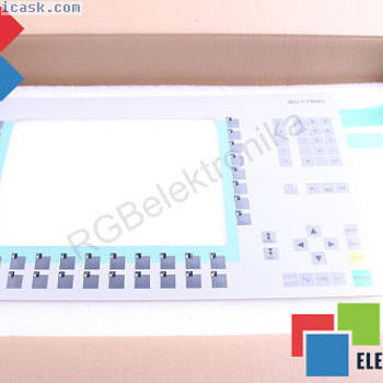 NEW KEYBOARD FOR MULTI PANEL 6AV6542-0DA10-0AX0 MP370 REPLACEMENT SIEMENS ID1087