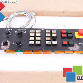 KEYBOARD CNC300 FOR CC200 TRUMAGRAPH BOSCH ID34519
