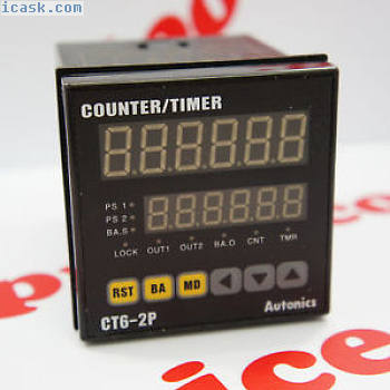 AUTONICS Counter CT6-2P CT62P 100% NIB