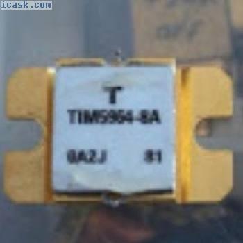 TOSHIBA TIM5964-8A RF MICROWAVE POWER GaAs FET