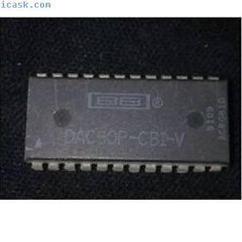 5 pcs BB DAC80P-CBI-V DIP-24 Monolithic 12-Bit