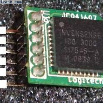 INVENSEN IDG300Q QFN-40