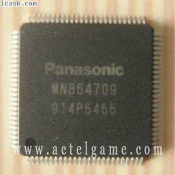 PANASONI MN864709 QFP
