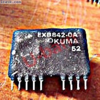 OKUMA EXB842-0A ZIP-9