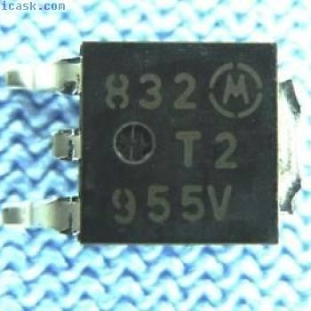 1X MTD2955 MOSFET 12A 60V DPAK NEW