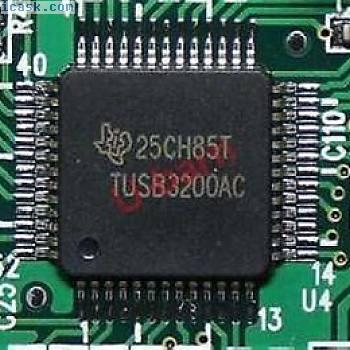 TI TUSB3200AC QFP-52