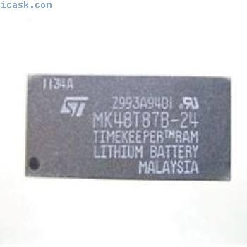 ST MK48T87B-24 DIP-24