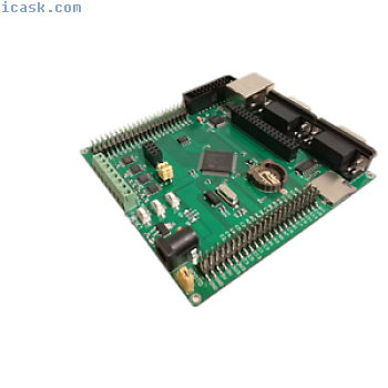 Zigbee WiFi stm32f107 development board vct6 for remote control cloud server