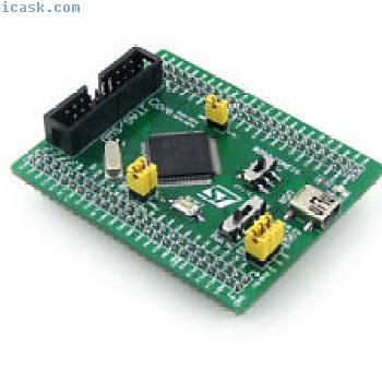 STM32 development board STM32F107VCT6 Cortex-M3 core board system board