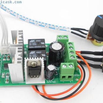 Dc motor speed Control Controller polishing electric grinding carving 6v 12v 24V