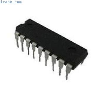 PIC16F88-I/SO Microcontroller SMT SOIC18